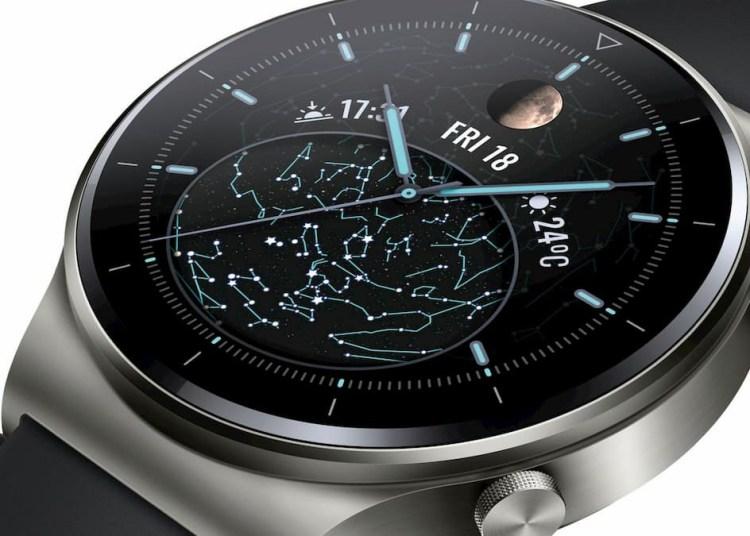 Huawei Watch GT 2 Pro Official Rendering
