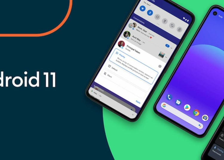 Android 11 Supported Phones List