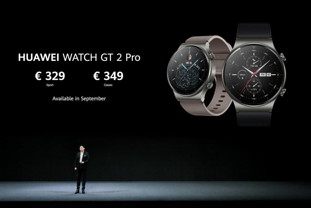 Huawei Watch GT2 Pro Price