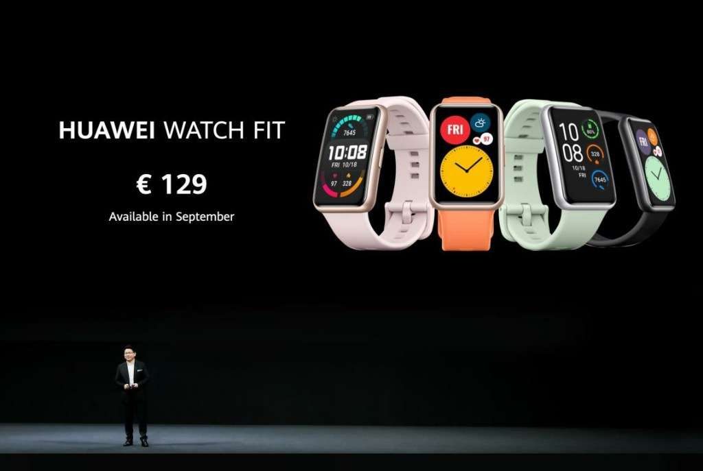 Huawei Watch Fit price