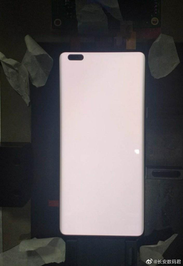 Huawei Nova 8 live photos