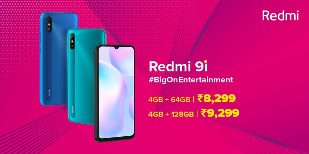 Redmi 9i Price