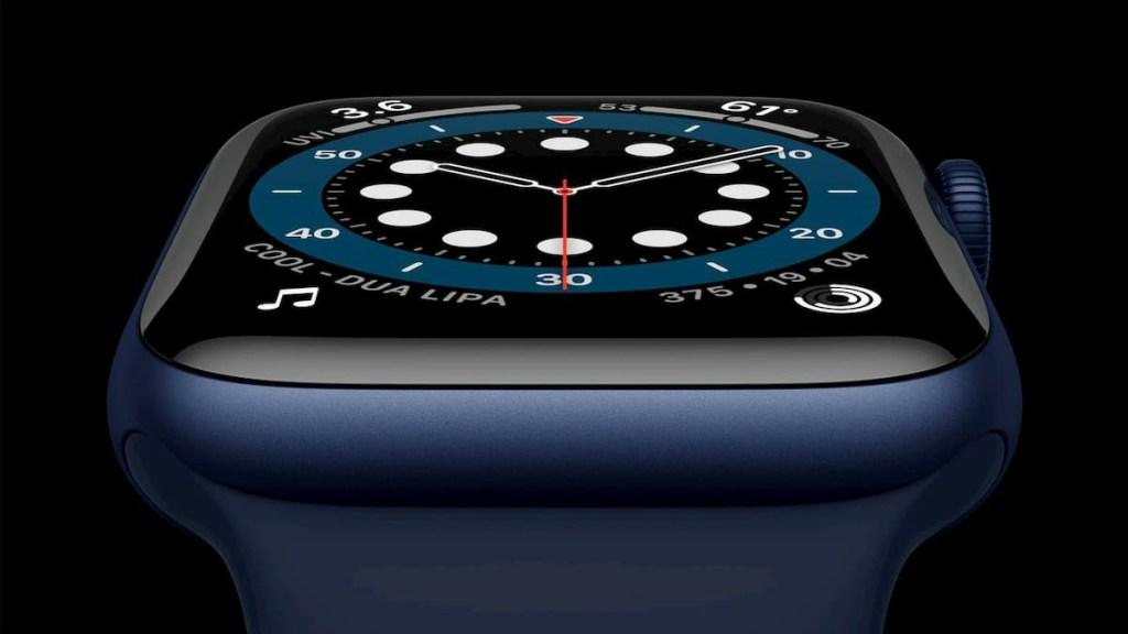 Apple Watch Series 6   Apple Watch SE   Apple One Service   Apple Fitness+ Service