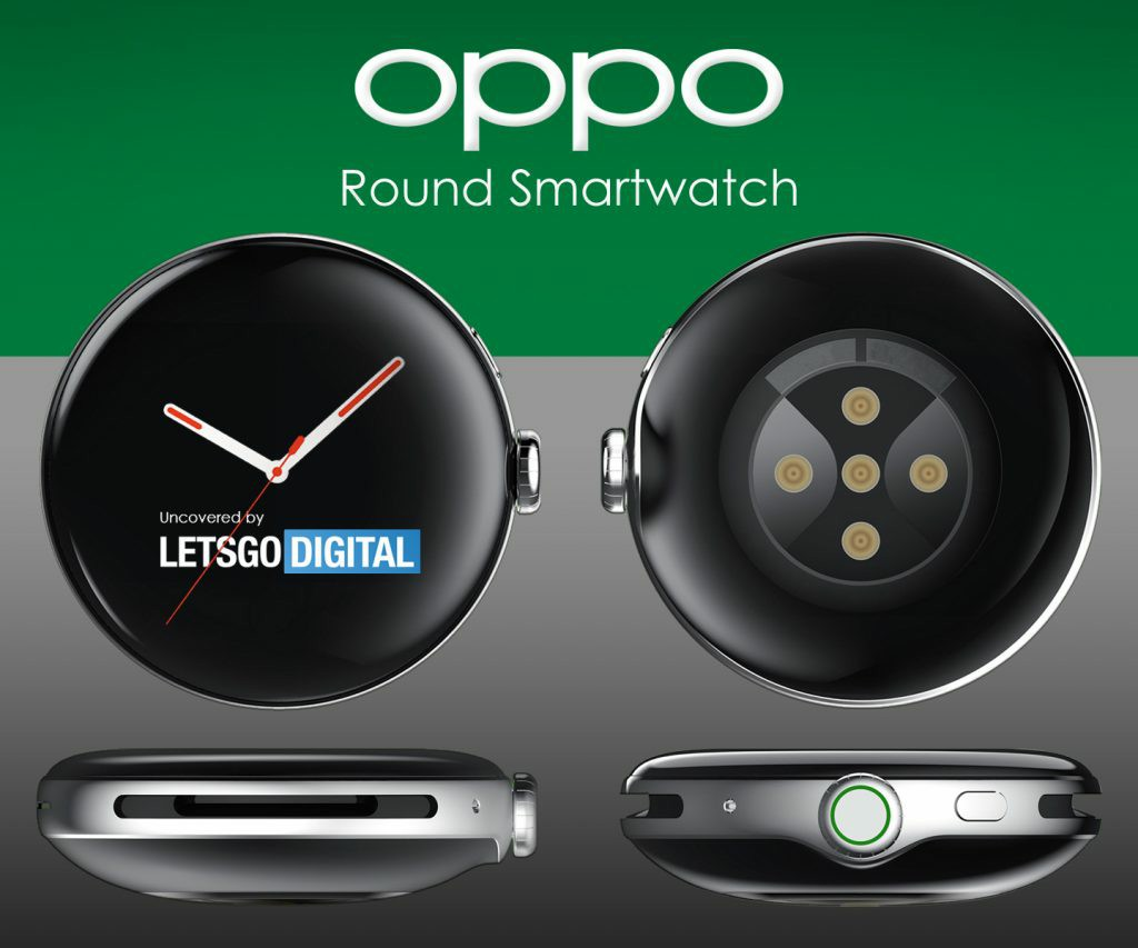OPPO Watch Patent