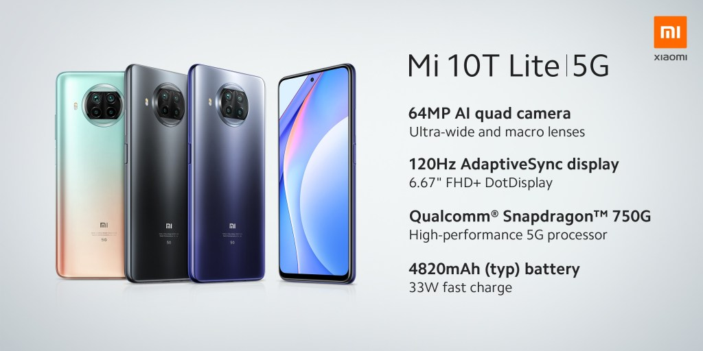 Difference between Mi 10T Lite, Mi 10T and Mi 10T Pro And Price Comparison