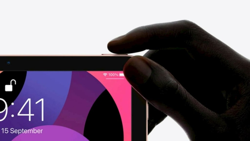 iPad Air 4 Power Button Touch ID