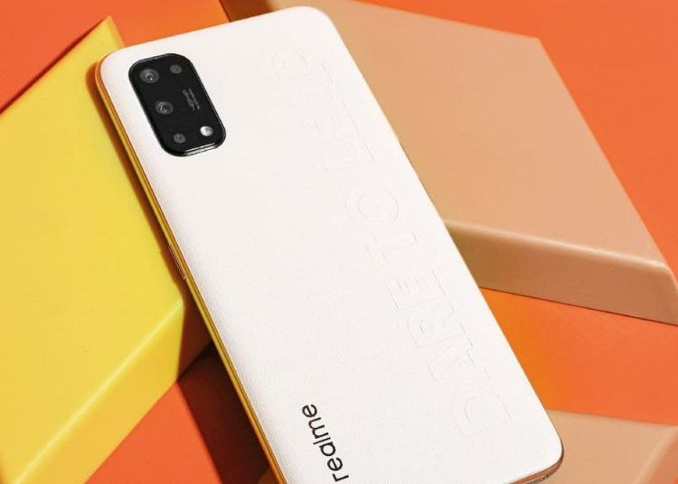 Realme Q2 Pro Official Rendering