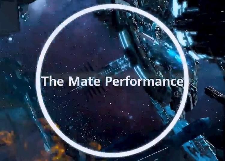 Huawei Mate 40 Pro+ Camera Set-up Rendering