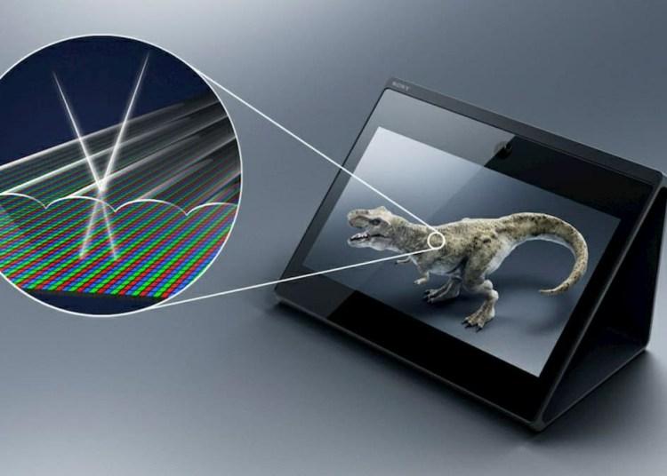 Sony Spatial Reality Display - Sony SR Display