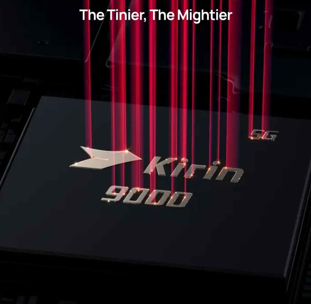 Huawei Kirin 9000 and Kirin 9000E
