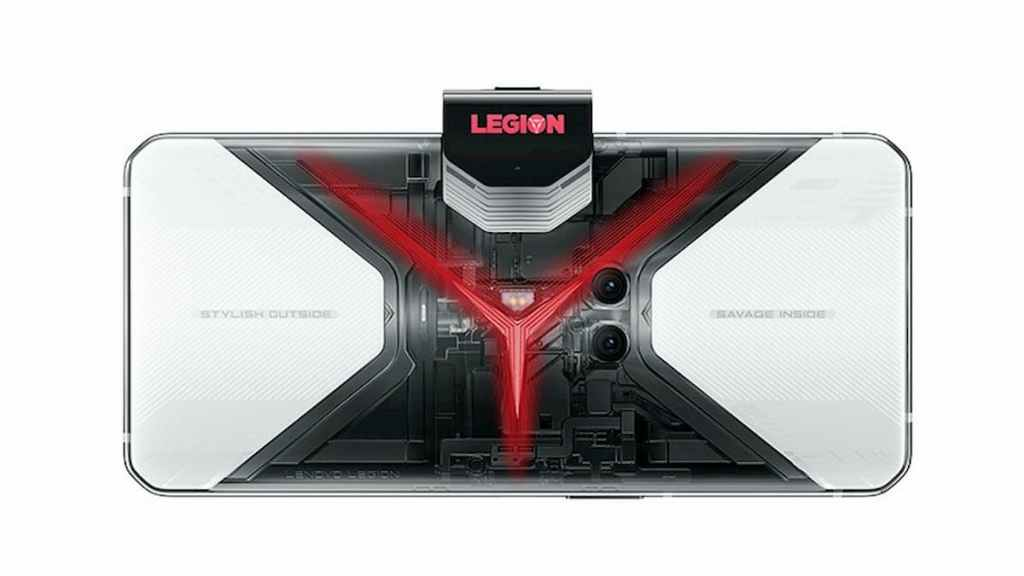 Lenovo Legion Phone Pro Transparent Edition price
