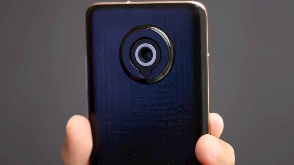 Xiaomi Telescopic Lens Technology