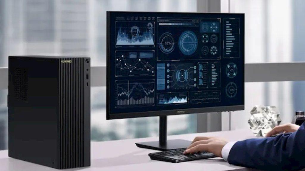 Huawei MateStation B515 Business Desktop
