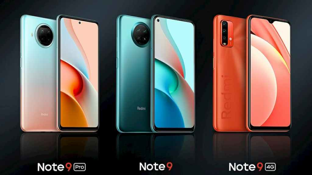 Redmi Note 9 Series Price and Specifications