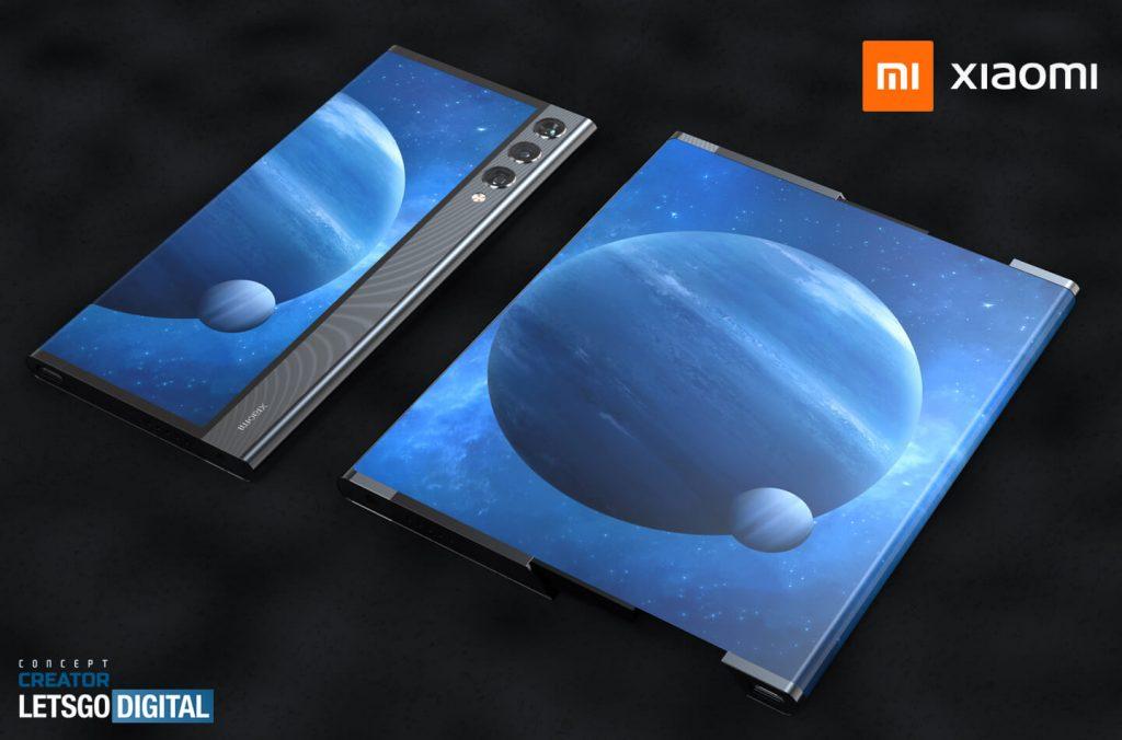 Xiaomi Mix Alpha Rollable