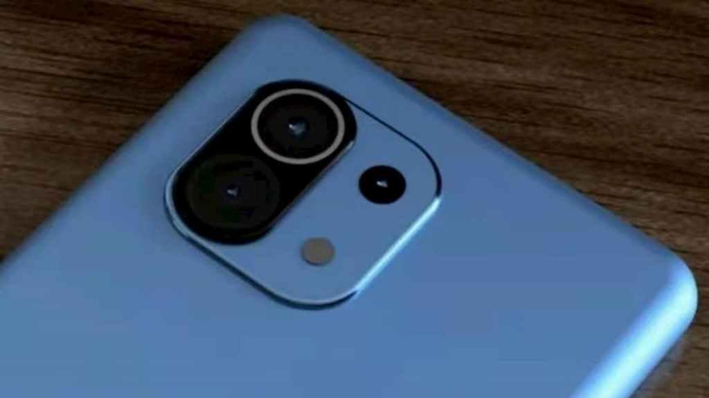 Xiaomi 11 live photo