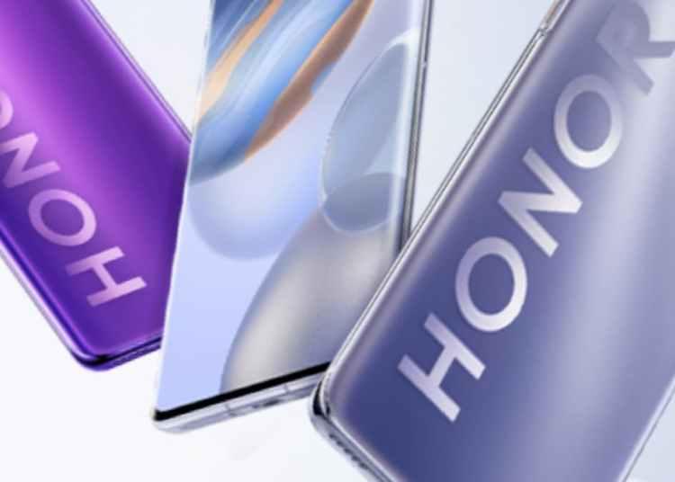 Honor V40 Series JD Mall Listing