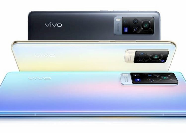 Vivo X60 Series Official First Look; Zeiss Optical Lens with Micro Cloud
