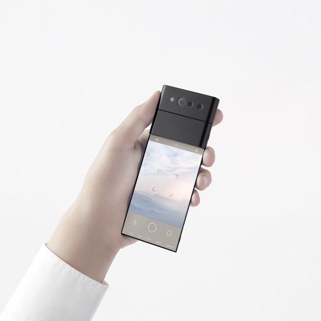 Oppo X Nendo Slide Phone | Oppo X Nendo Music-link