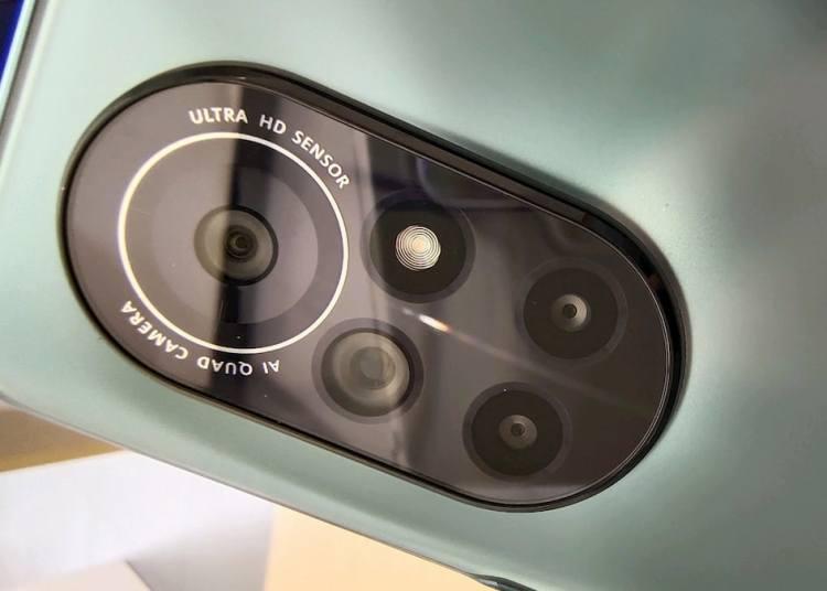 Huawei Nova 8 Hands-on Photos Exposed