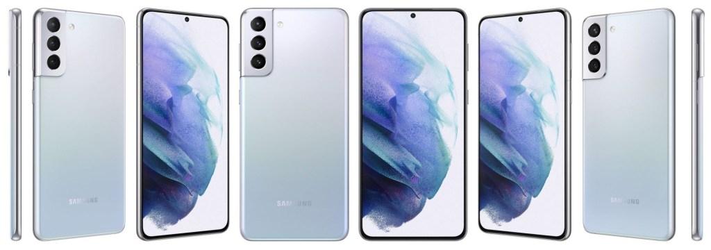 Samsung Galaxy S21 Plua Phantom Silver