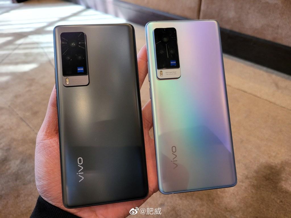 Vivo X60 Pro hands-on photos