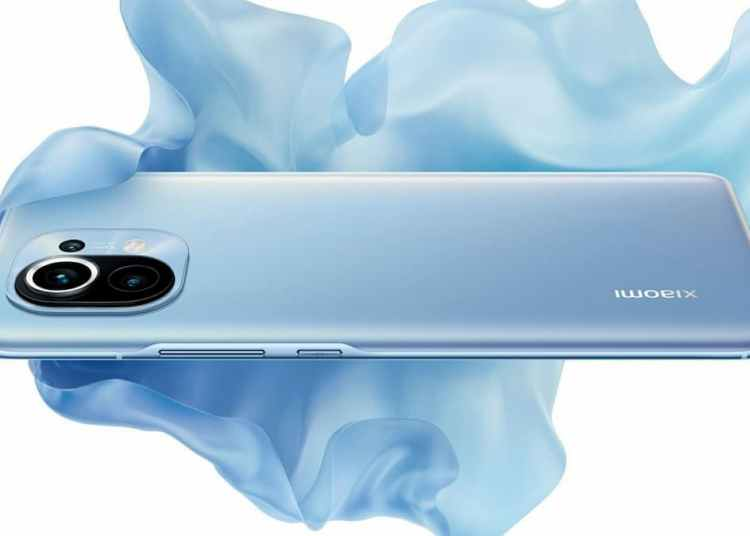 Xiaomi 11 High-Quality Rendering