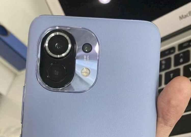 Xiaomi 11 hands-on