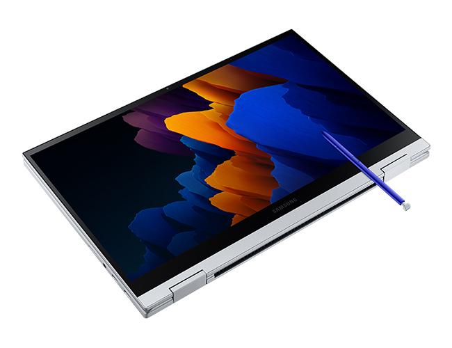 Samsung Galaxy Book Flex2 5G Unboxing
