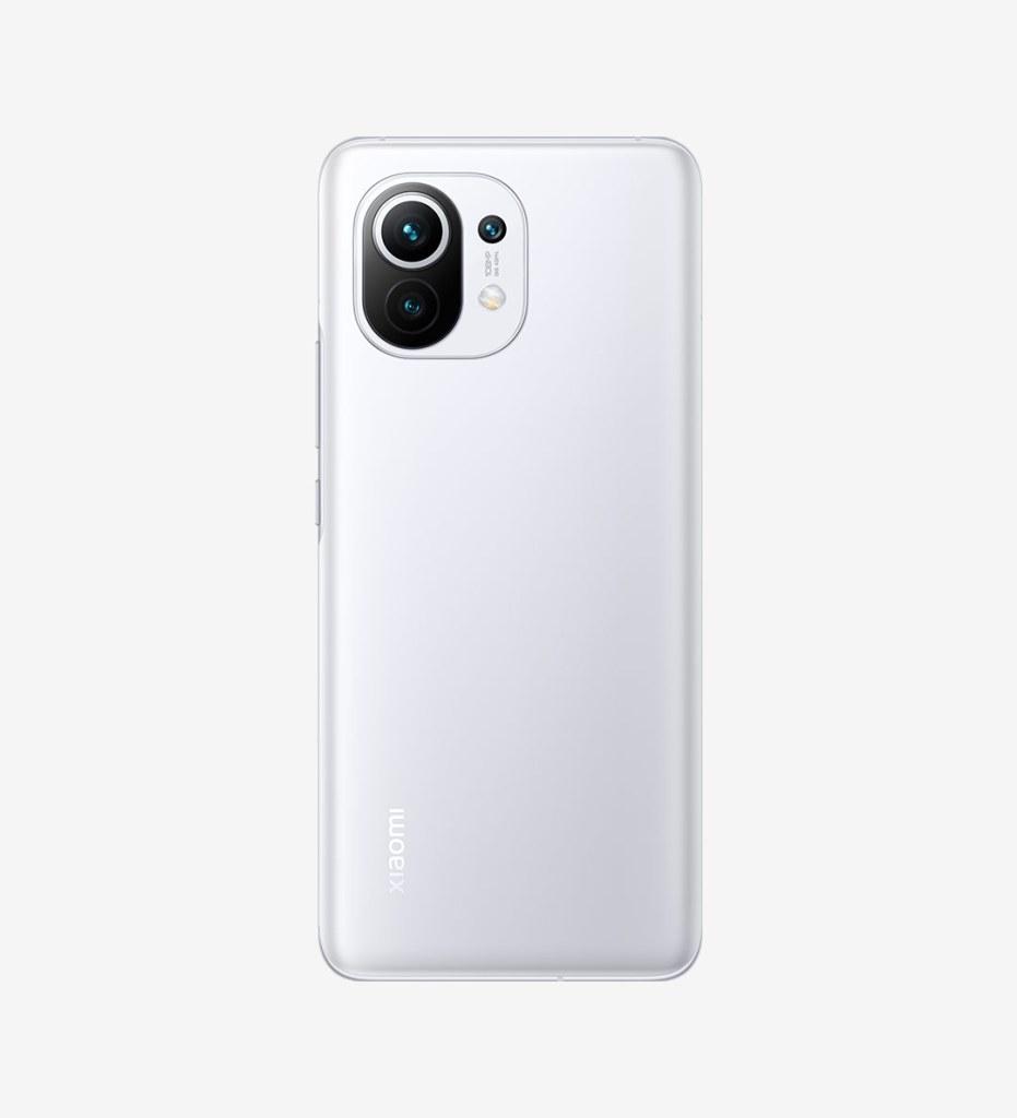 Xiaomi 11 White AG Frost Glass