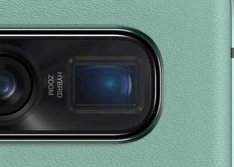 Oppo Find X3 Camera Layout