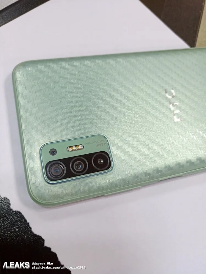 HTC Desire 21 Pro Live Photos
