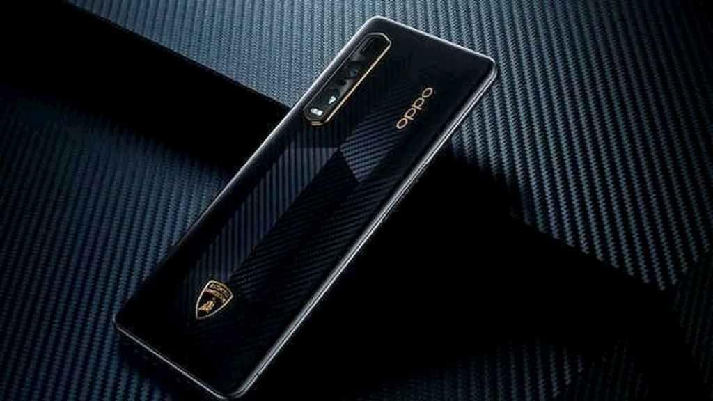 Oppo Find X3 Lamborghini Edition
