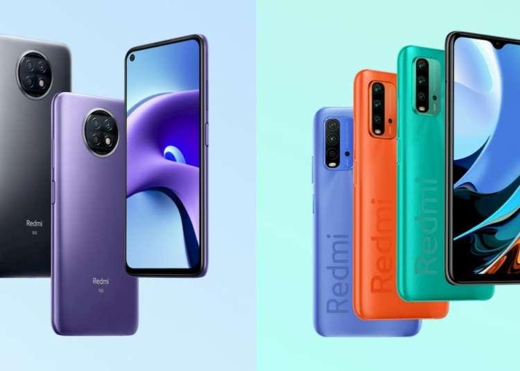 Redmi Note 9T 5G and Redmi 9T