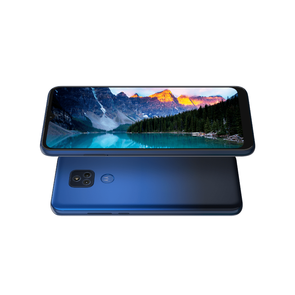 Moto G Play 2021 Misty Blue