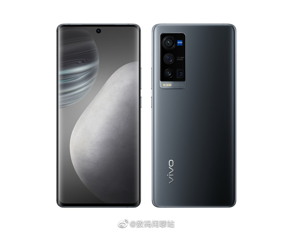Vivo X60 Pro Plus Rendering