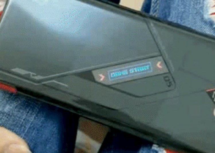 ASUS ROG Phone 5 Hands-On Video