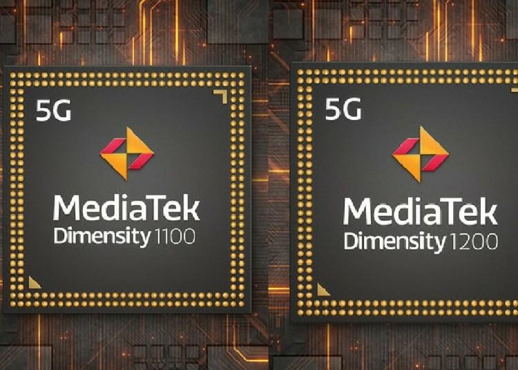 MediaTek Dimensity 1200 and Dimensity 1100 Comparison