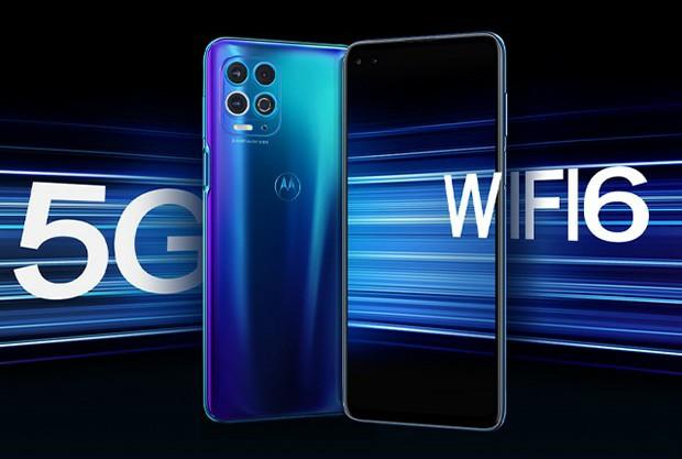 Motorola Edge S performance