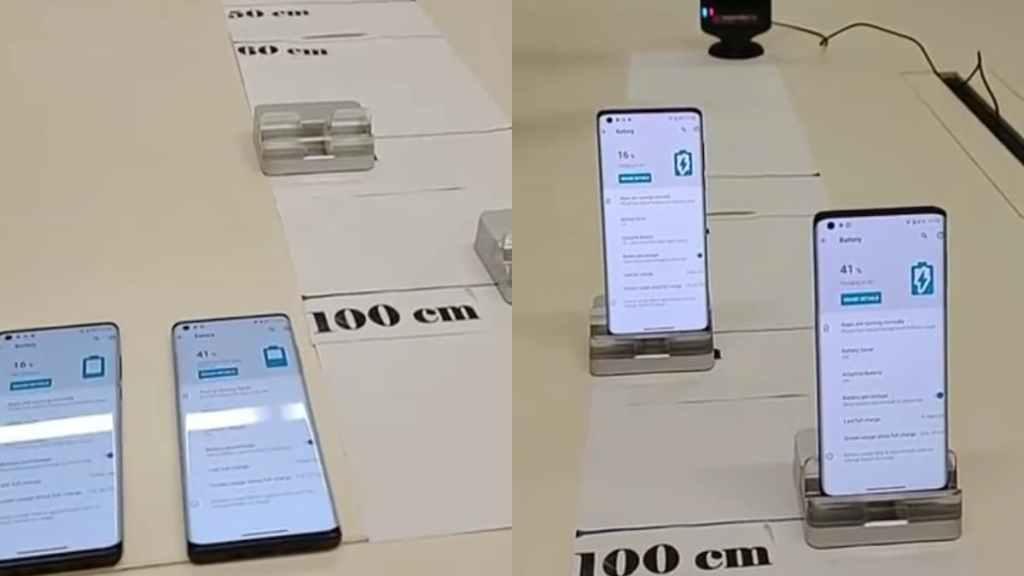 Motorola Air Charging Technology