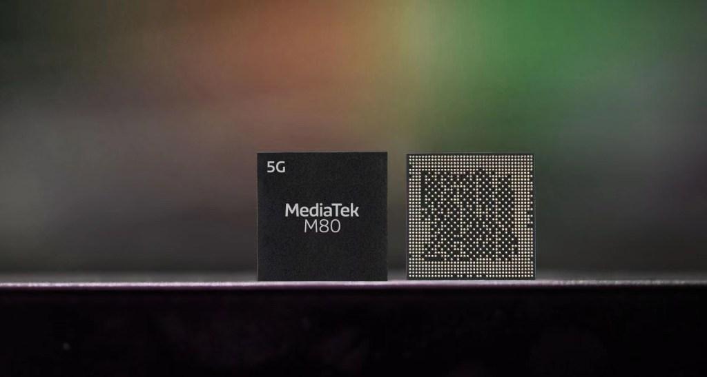 MediaTek M80 5G Baseband