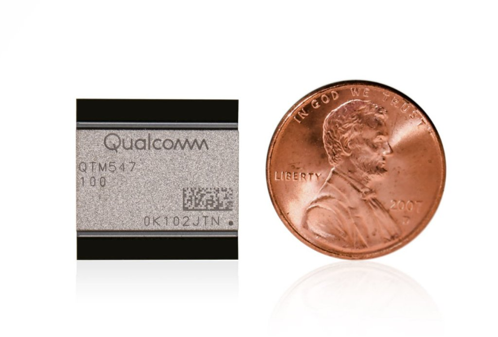 Qualcomm QTM547