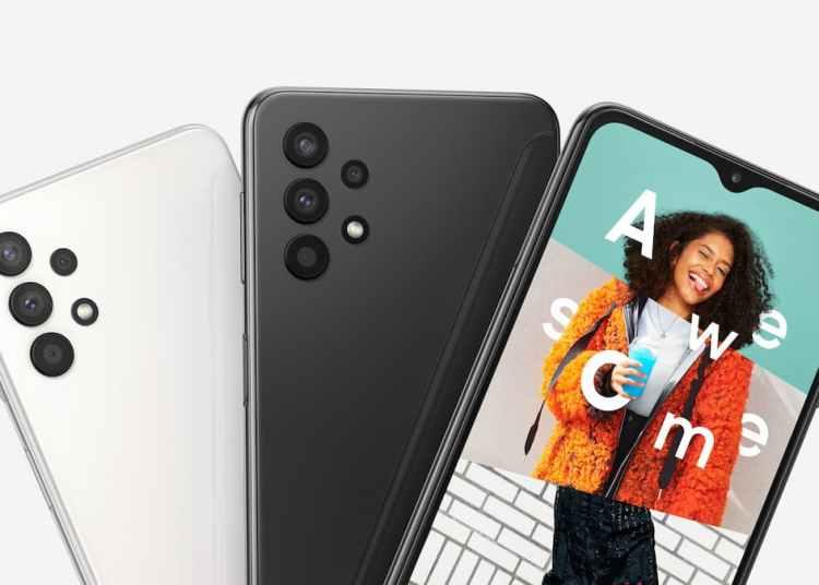 Samsung Galaxy A32 5G Price