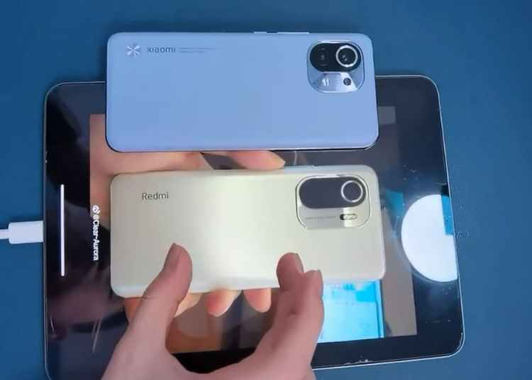 Redmi K40 Hands-on Video Leaked While Official promoting Redmi K40 Series's Hi-Res and Dolby Atmos Audio System, both models equipped with stereo speakers.