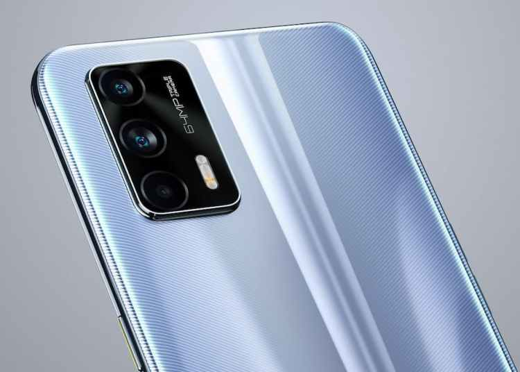 Realme GT Official Rendering