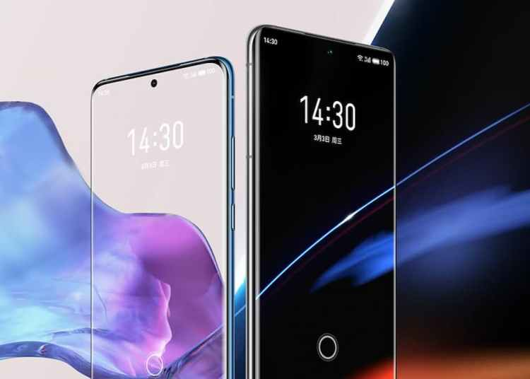 Design of Meizu 18 Series Officially Unveiled