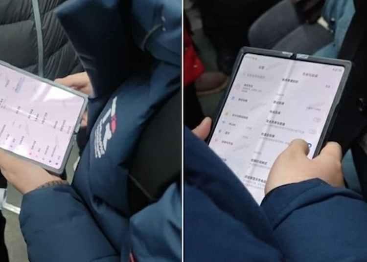 Xiaomi Foldable Phone MIIT Certification Hints Next Month Launch 1