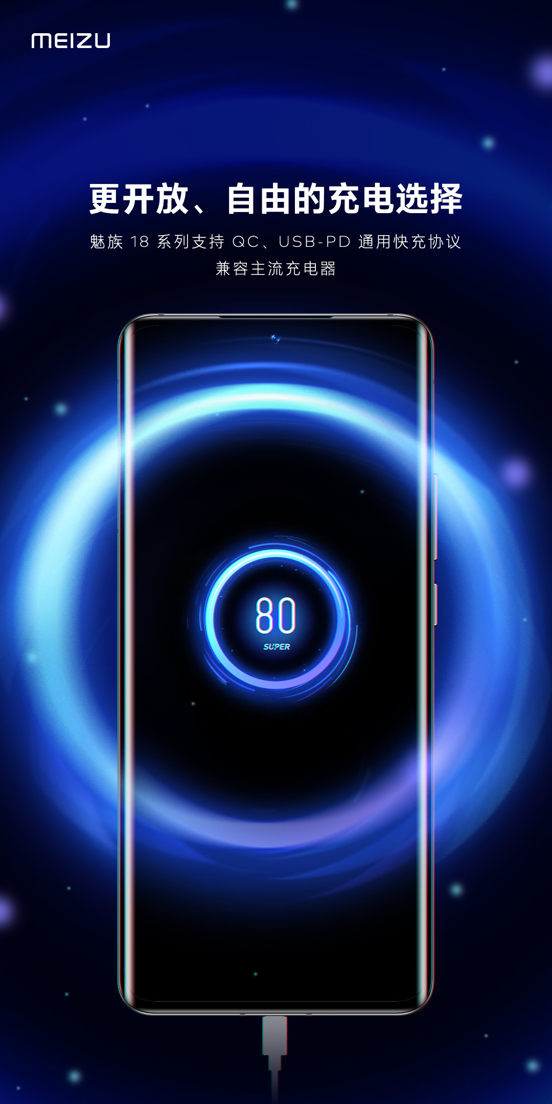 Meizu 18 Series Charging 80% 30 Minutes, Pro Brings Wireless Charging while Charger is Out-of-the-box