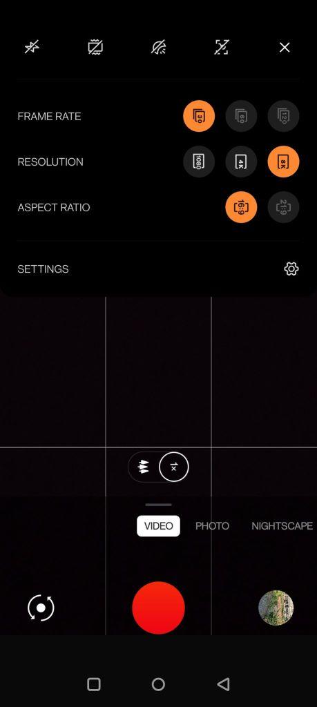 OnePlus 9 Pro Screenshot