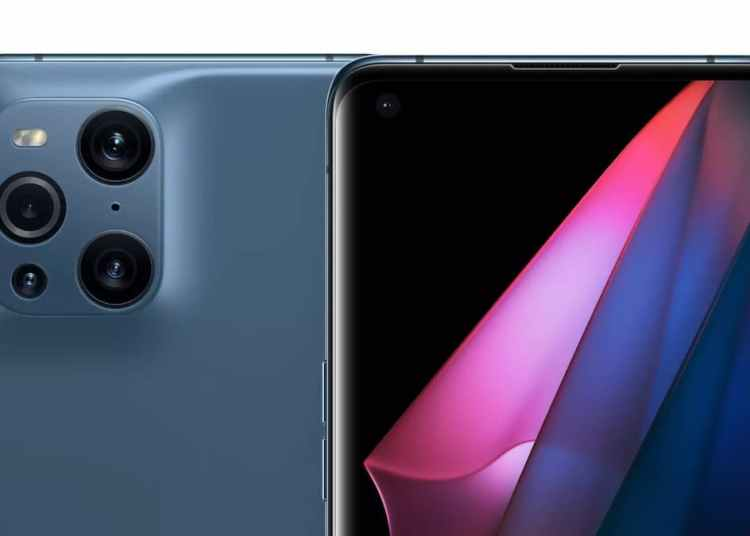 OPPO Find X3 Pro Full Specifications Leaked Along With Neo and Lite